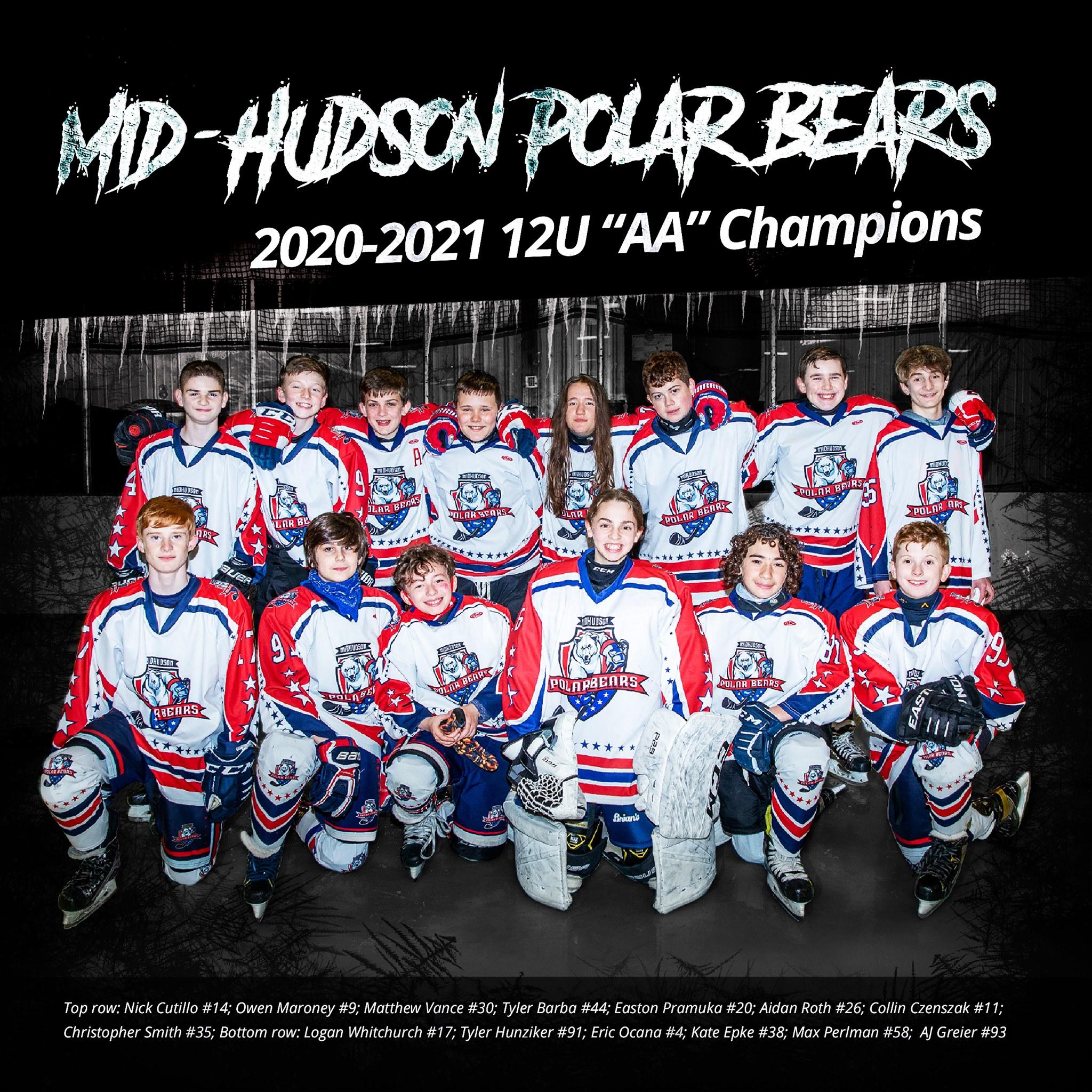 Polar Bears Hockey